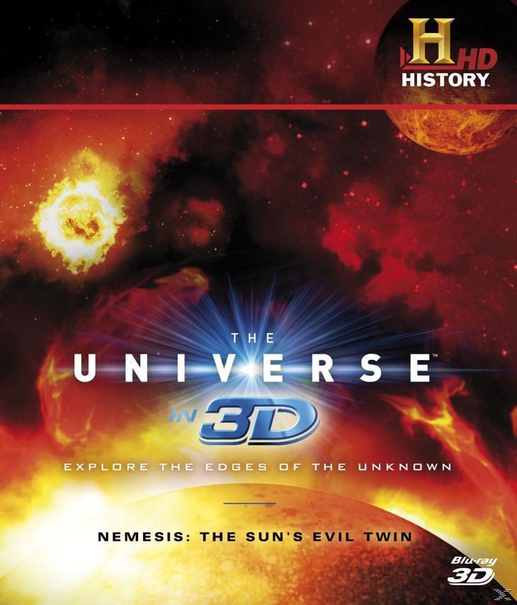 The Universe in 3D Nemesis: The Sun's Evil Twin