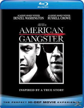 BD AMERICAN GANGSTER (BLU RAY DVD)