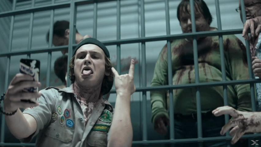 Scouts vs. Zombies - Handbuch zur Zombie-Apokalypse [DVD]