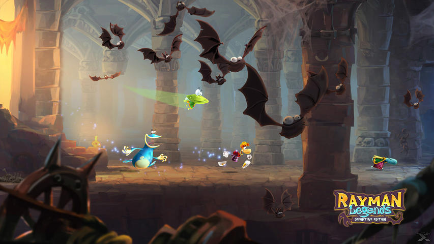 Rayman Legends (Definitive Edition) [Nintendo Switch]