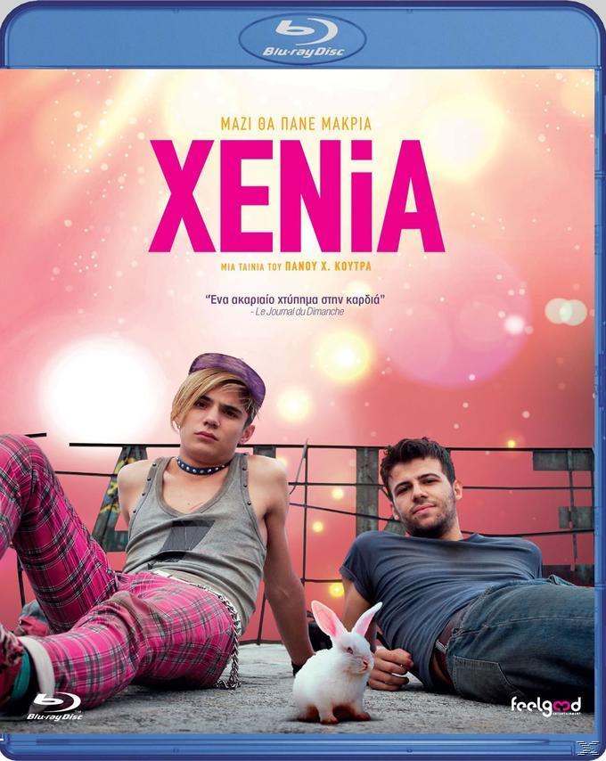 XENIA [BLU RAY]