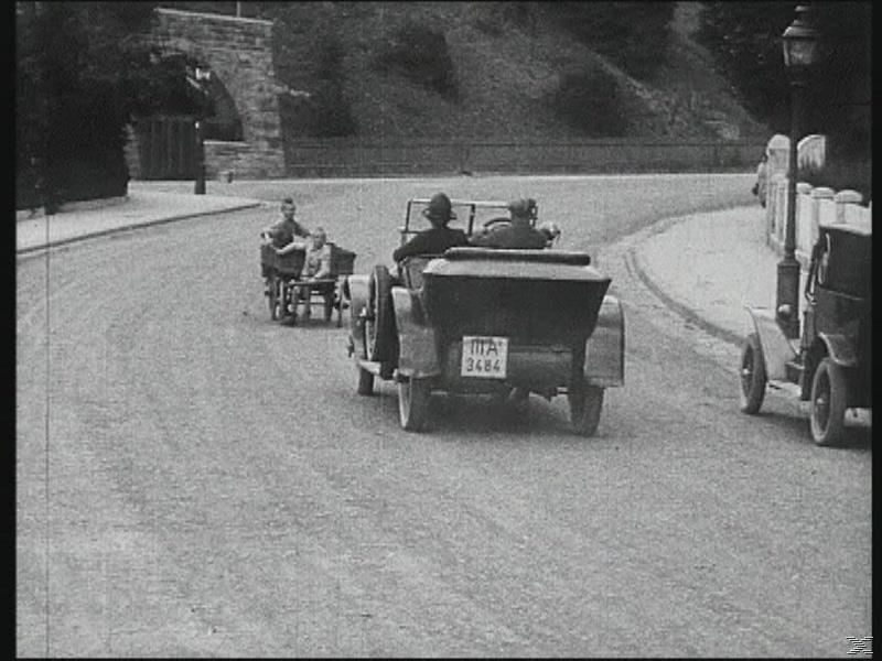 Hupe und Vollgas! Wie die Deutschen Autofahren lernten [DVD]