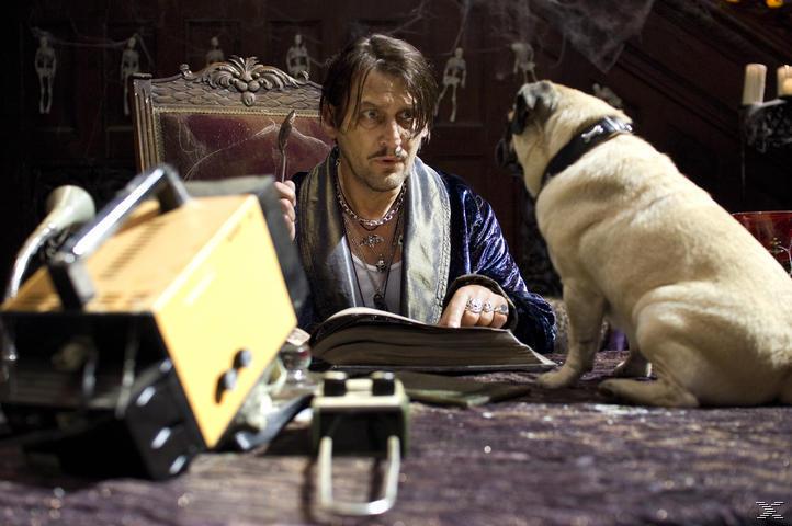 Hexe Lilli - Der Drache und das magische Buch [Blu-ray]