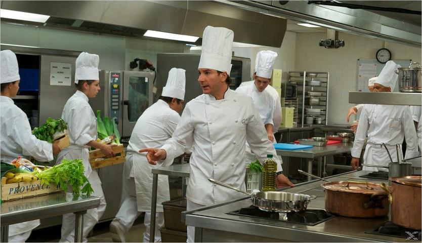 Kochen ist Chefsache [Blu-ray]