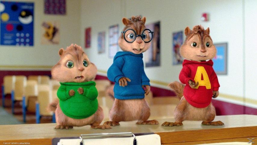 Alvin and the Chipmunks: Road Chip - (Blu-ray)