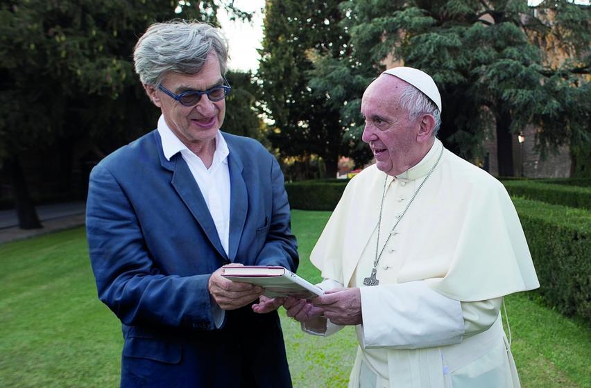 Papst Franziskus: Ein Mann seines Wortes Dokumentation DVD