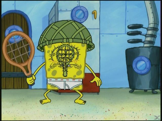 SpongeBob Schwammkopf – Tritons Rache - (DVD)