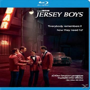 JERSEY BOYS [BLU RAY]