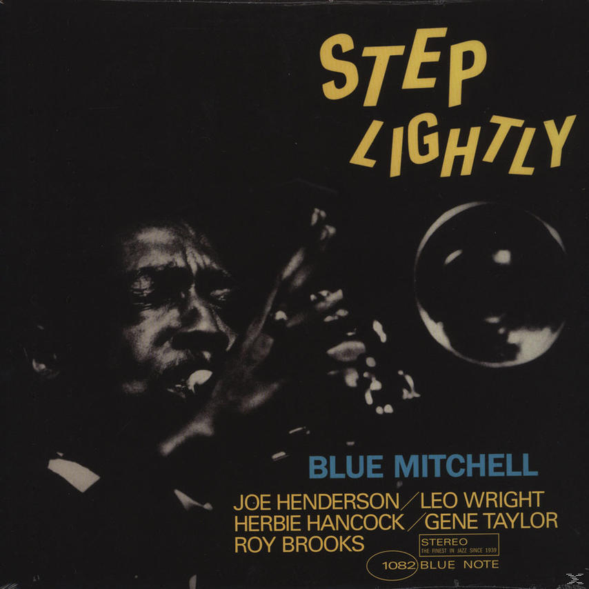 STEP LIGHTLY (LP)