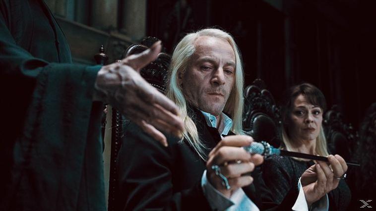 Harry Potter und die Heiligtümer des Todes Teil 1 - (4K Ultra HD Blu-ray + Blu-ray)