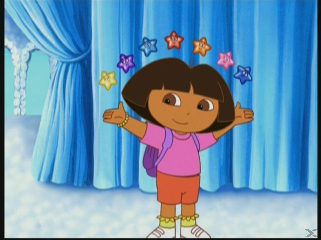 Dora - Fangt die Sterne! [DVD]