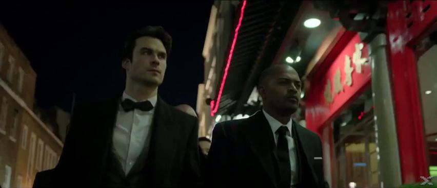 Anomaly - Jede Minute zählt - (Blu-ray)