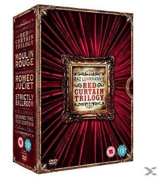 Red Curtain Trilogy DVD-Box