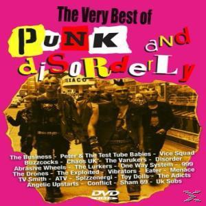 Various Artists - Very Best Of Punk & Disorderly