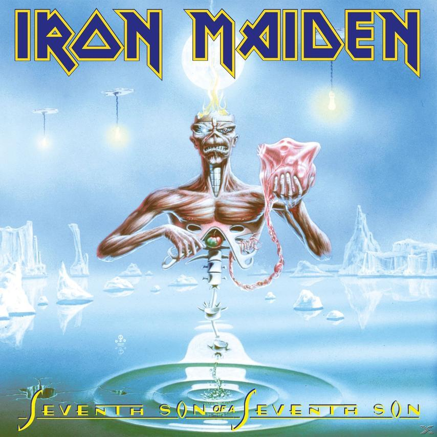 SEVENTH SON OF A SEVENTH SON (LP)