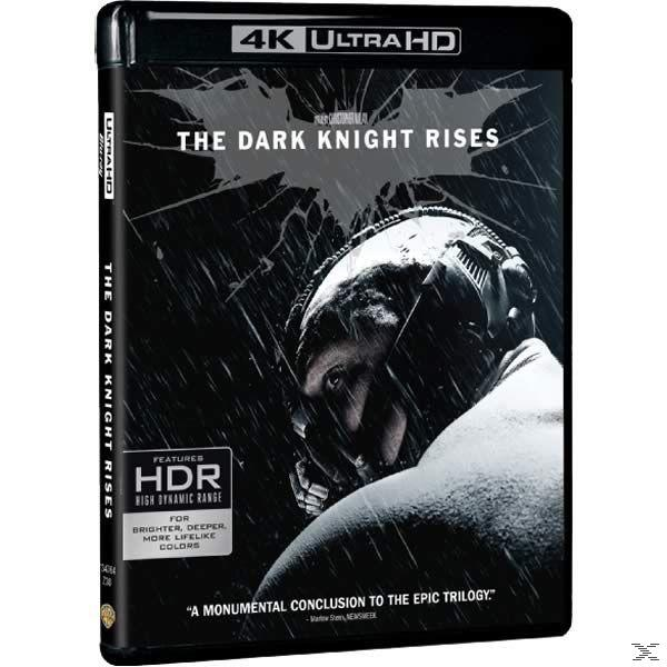 4K DARK NIGHT RISES BOX [BLU RAY]