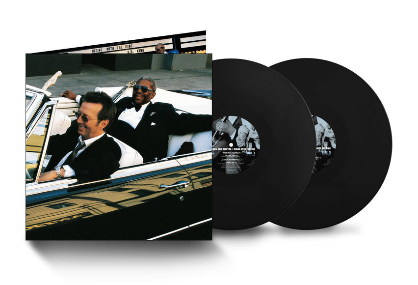 RIDING WITH THE KING (2LP)