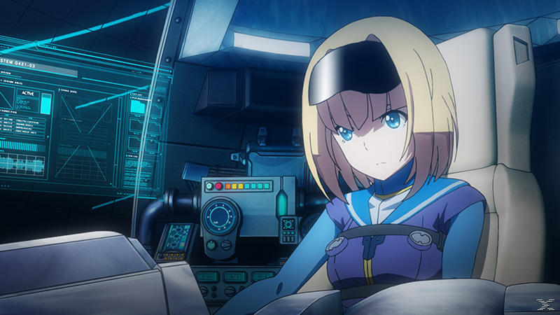 Heavy Object - Vol 2 (Folge 7-12) - (Blu-ray)