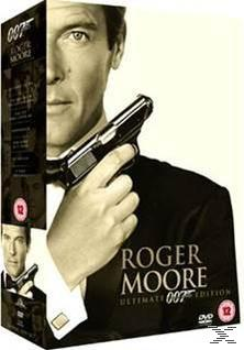 JAMES BOND ULT ROGER MOORE - LIVE AND LE