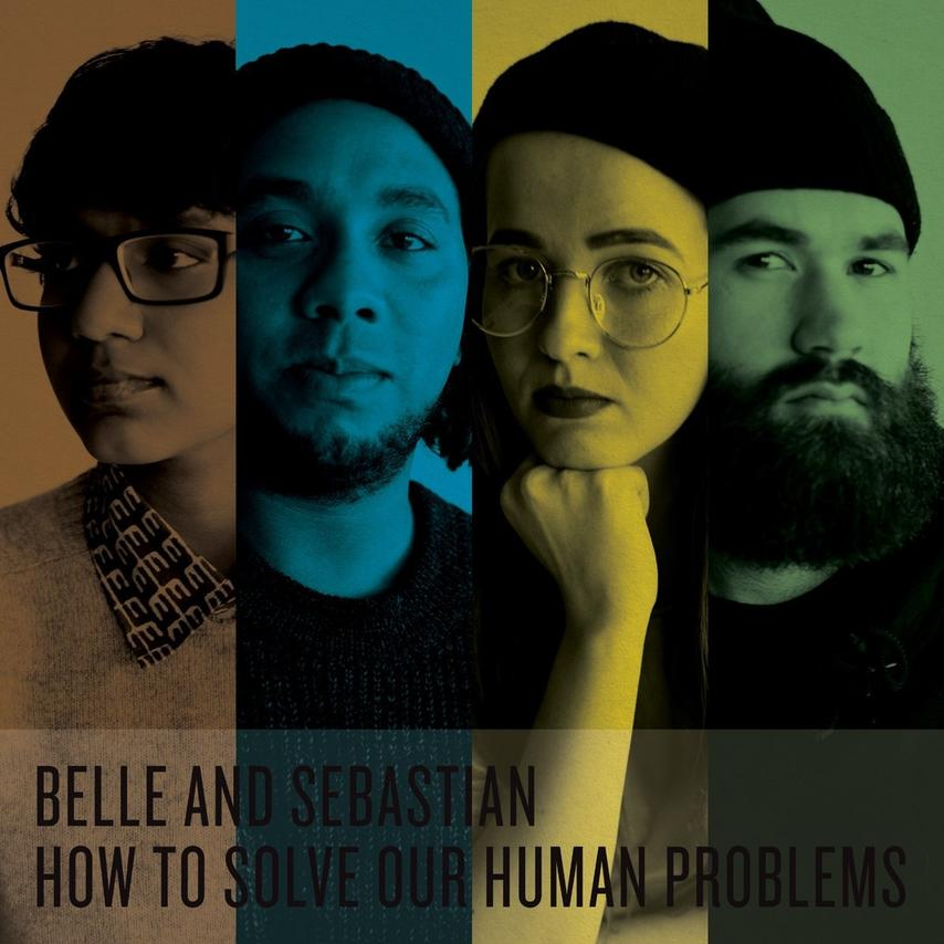 HOW TO SOLVE HUM PROBL P:1-3(3LP 12INCH)