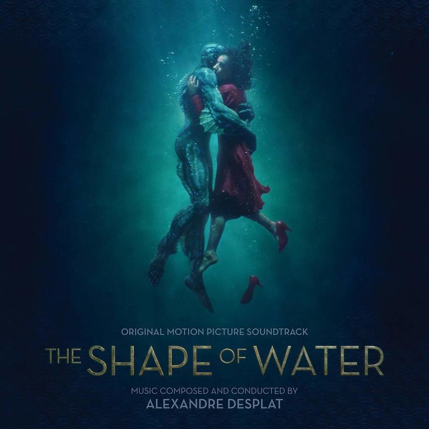 SHAPE OF WATER (LP)