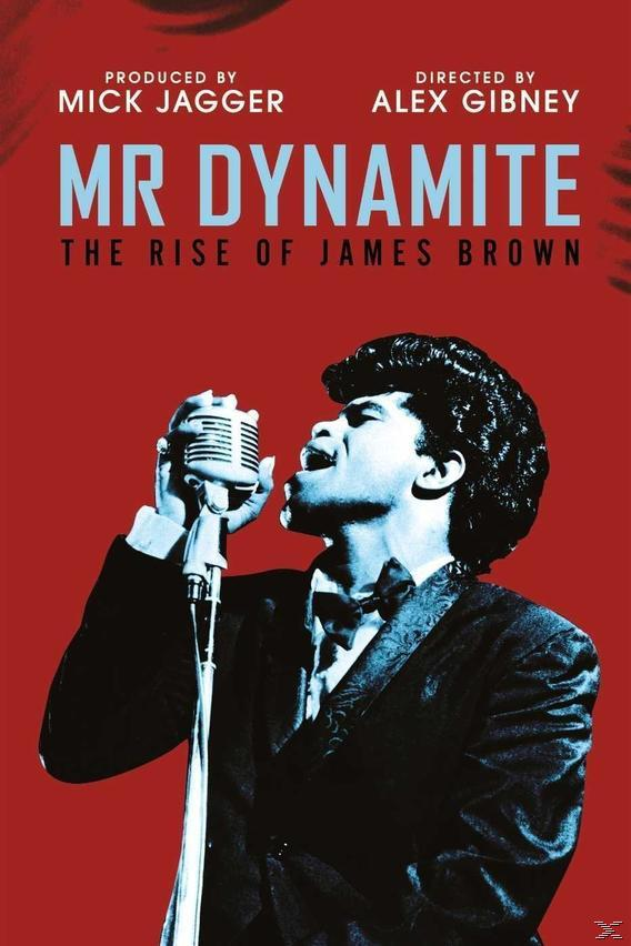 MR.DYNAMITE:THE RISE OF JAMES BROWN (BLU