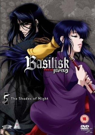 Basilisk: Volume 5 - The Shades Of Night