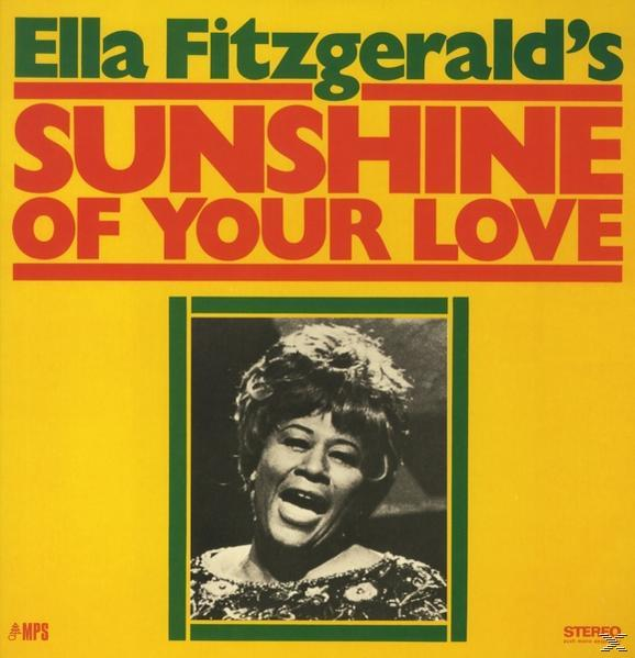 SUNSHINE OF YOUR LOVE (LP)