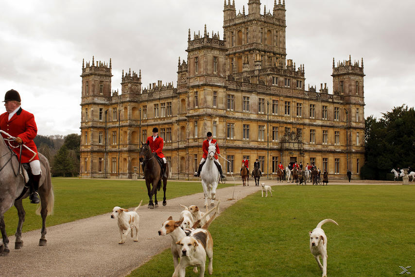 Downton Abbey Saison 6 Série TV