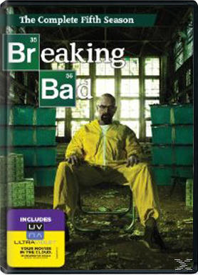 Breaking Bad - Season 5 DVD-Box