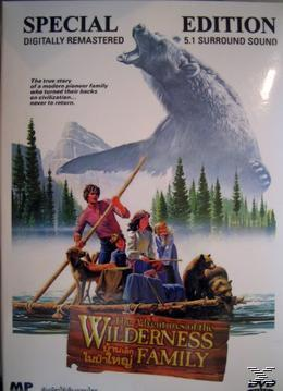 The Wilderness Family DVD-Box