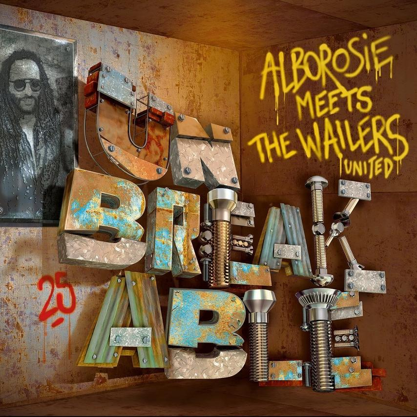 ALBOROSIE MEETS WAILERS UNITED (LP 7)