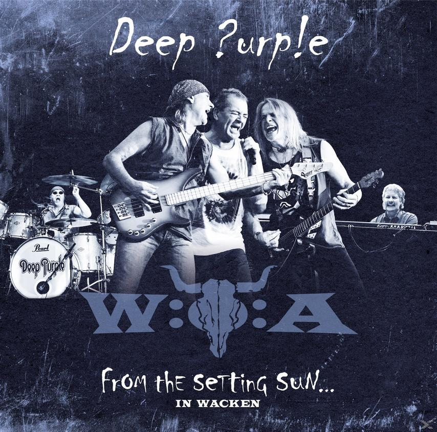 FROM THE SETTING SUN…(IN WACKEN) (DVD)