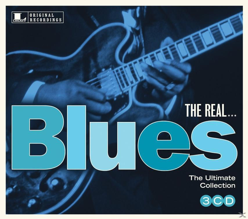 THE REAL… BLUES COLLECTION (3CD)