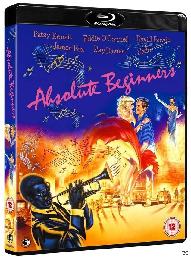 ABSOLUTE BEGINNERS (BLU RAY 30TH ANN.)