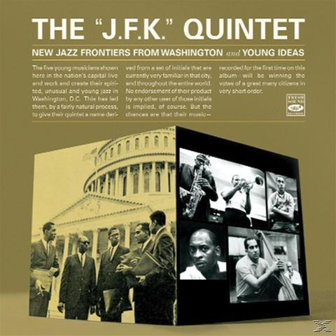 NEW JAZZ FRONTIERS FROM