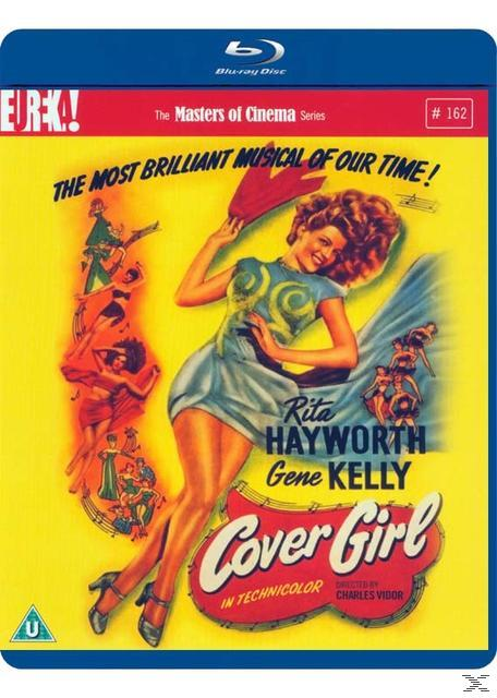 COVER GIRL (BLU RAY + DVD)