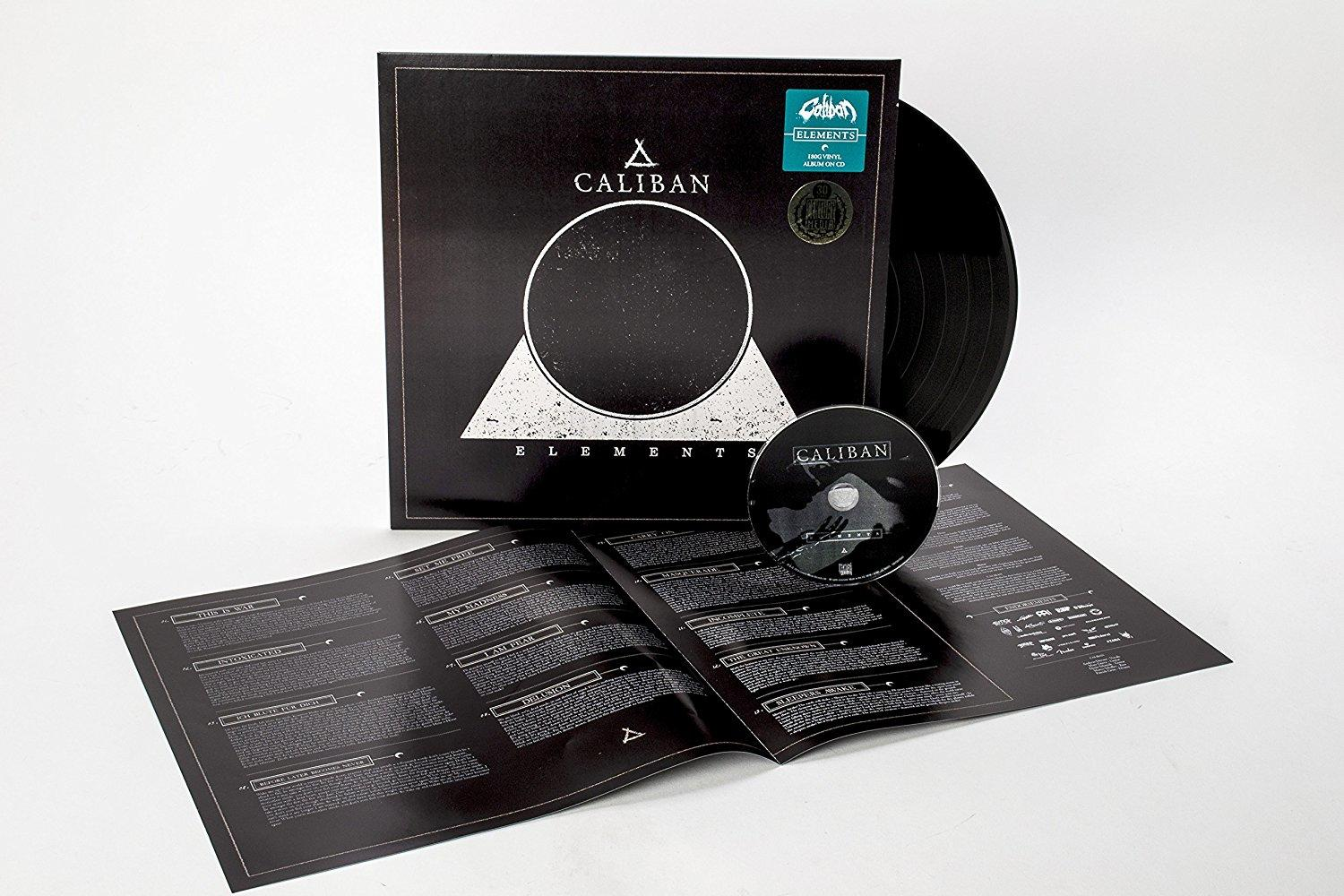 ELEMENTS (LP+CD)