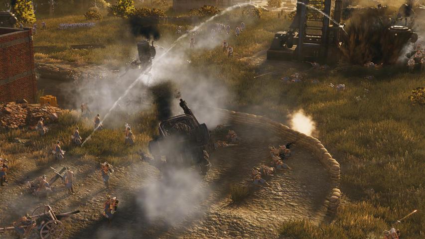 Iron Harvest NL/FR Xbox One