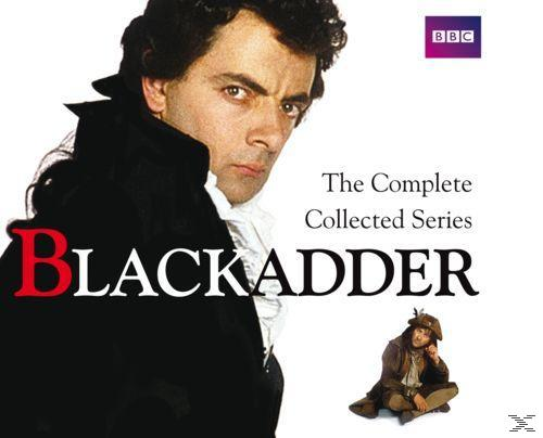 BLACKADDER:COMPLETE COLLECTED SERIES 1 2