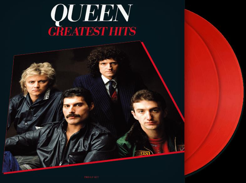 GREATEST HITS (COLOURED 2LP)