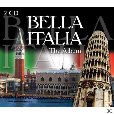 BELLA ITALIA - THE ALBUM (2CD)