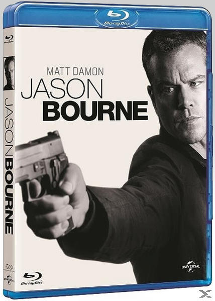 JASON BOURNE[BLU RAY]