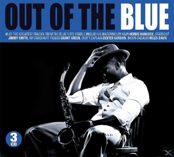 OUT OF THE BLUE (3CD)