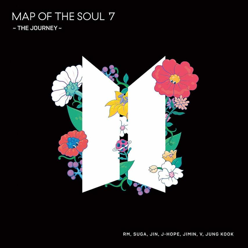 MAP OF THE SOUL 7 THE JOURNEY ( LIMITED