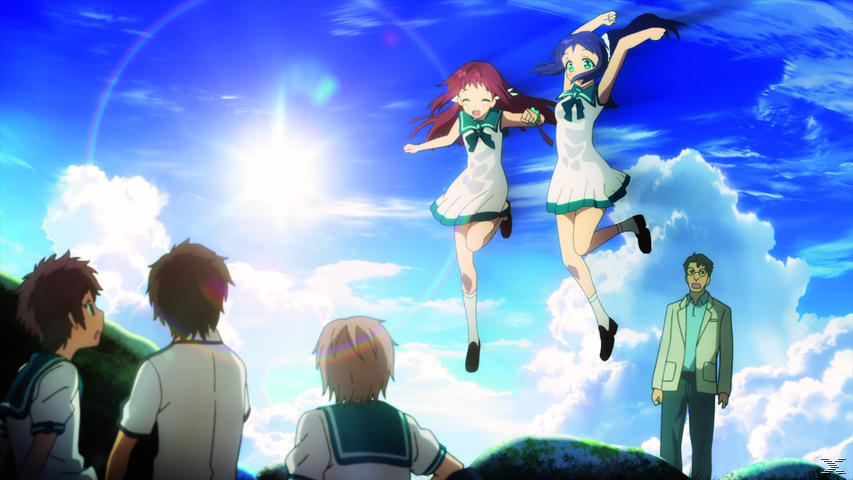 Nagi no Asukara - Volume 1 - Episode 1-6 - (DVD)