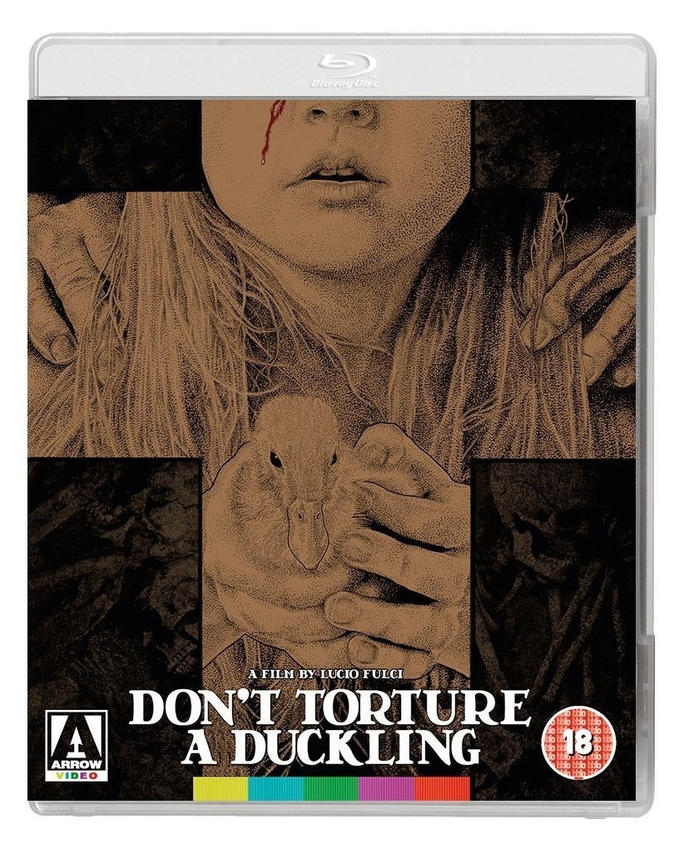 DONT TORTURE A DUCKLING (BL+DVD)