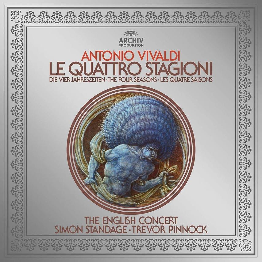 VIVALDI:THE FOUR SEASONS (LP)