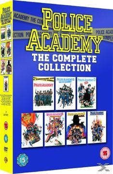 POLICE ACADEMY COMPLETE COLL. (7DVD)