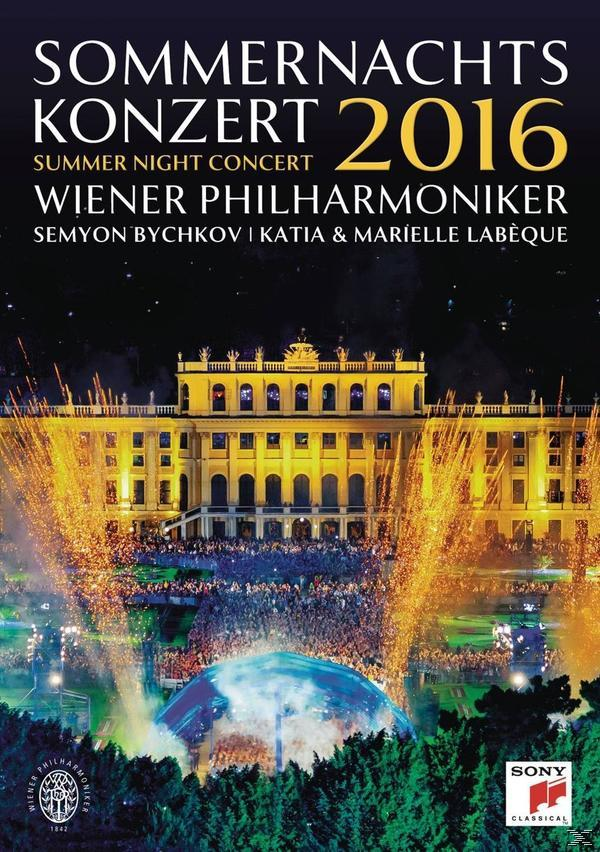 SUMMER NIGHT CONCERT 2016 (DVD)